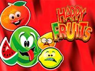 Играть бесплатно в автомат Happy Fruits