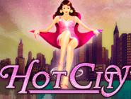 Играть бесплатно в автомат Hot City