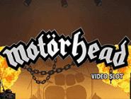 Игровой аппарат Motörhead Video Slot
